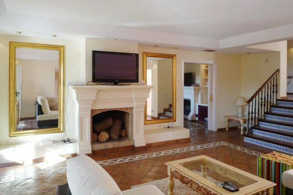 villa wohnzimmer:wohnzimmer kamin kaufen : Eiche Rustikal Wohnzimmer Wohnzimmer