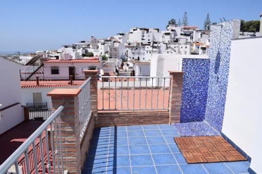 Modernes Townhouse in Algarrobo,Málaga