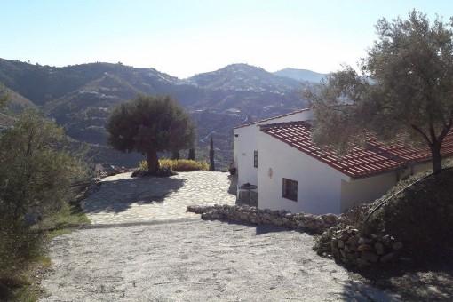 Schönes Landhaus mit herrlichem Panoramablick
