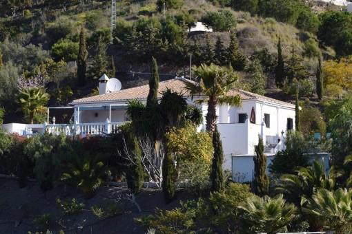Exklusiver Verkauf wunderschöne Villa mit Meerblick eigenem Pool Garage mehreren Terrassen +  Garten