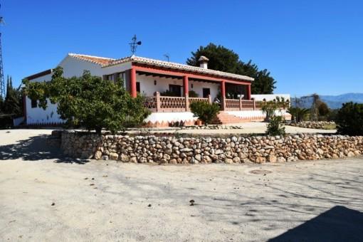 Schönes Landhaus in Almayate