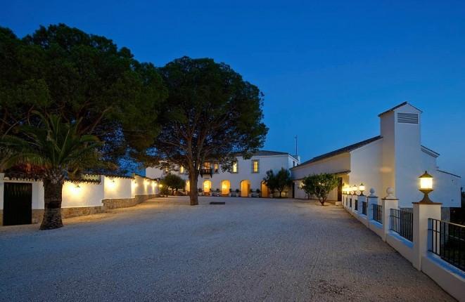 Einzigartige Finca im andalusischen Stil