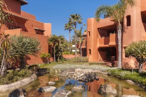 Exzellente Wohnungen mit überwältigendem Meerblick