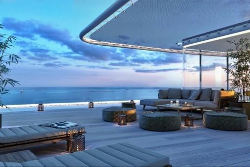 Designwohnungen direkt am Strand, Estepona