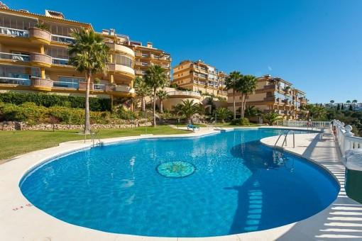 Exklusives Penthouse mit Meerblick in Calahonda ,Málaga