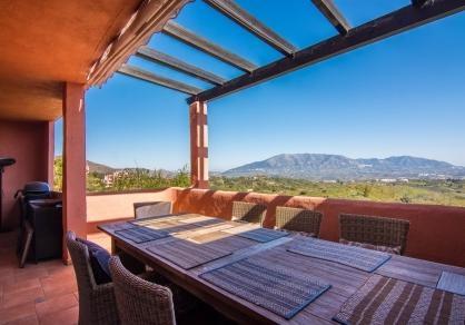 Luxuriöses Penthouse mit Meerblick in La...