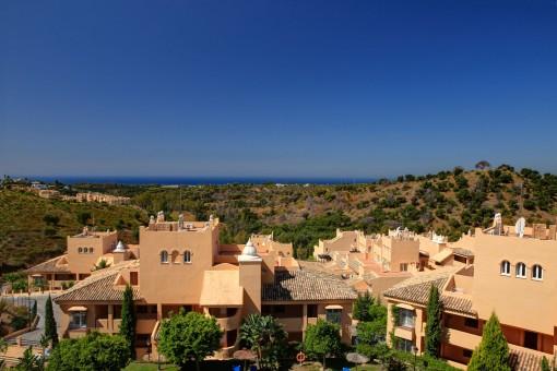 Neue Wohnungen nahe Golfplatz und Strand, Elviria, Marbella