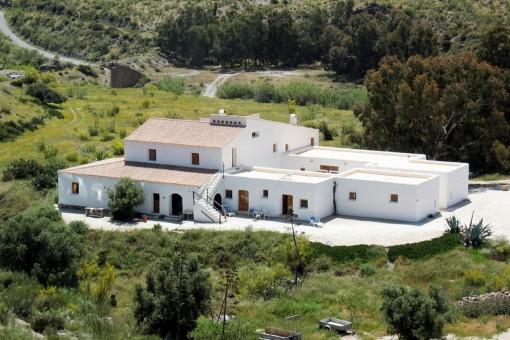 Traditionelles Landhaus / Hotel in Lucainena de las Torres, Almería