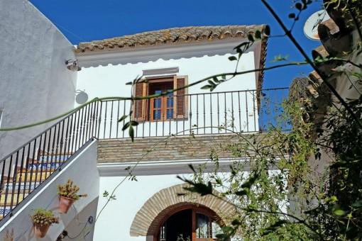 Renoviertes Stadthaus in Vejer de la Frontera, Cádiz