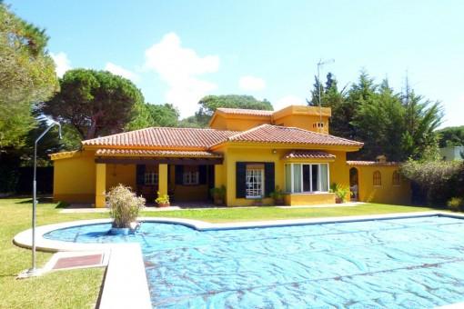 Rustikale Villa in Conil de la Frontera, Cádiz
