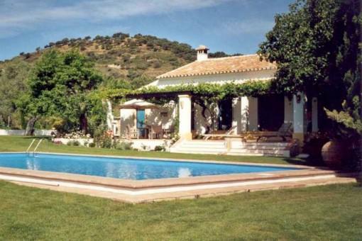 Finca mit großem Grundstück in Ronda, Málaga