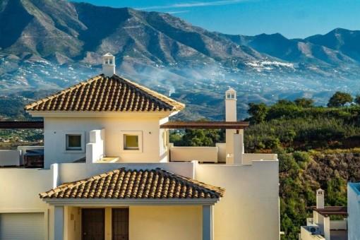 Tolles Apartment in schöner Naturlandschaft in der Nähe von Marbella