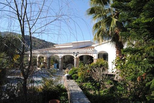 Charmantes Anwesen für Pferdeliebhaber in Cómpeta, Andalusien