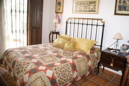 Eines der tollen Schlafzimmer