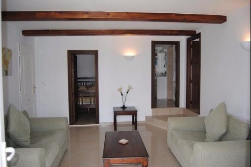 Komfortables Wohnzimmer