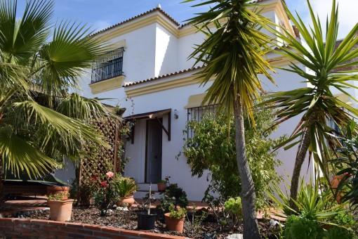 Geschmackvolle Villa mit Pool in Cómpeta, Málaga
