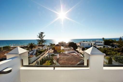 Luxuriöse Villa Vistamar in Costa Bella, Marbella