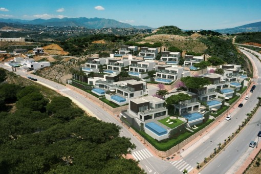 Neue luxuriöse Villa in La Cala de Mijas