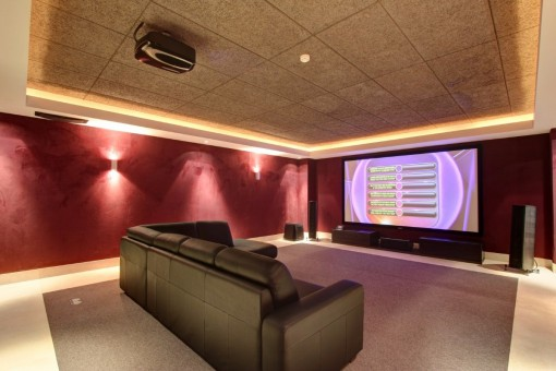 Das eigene home Kino