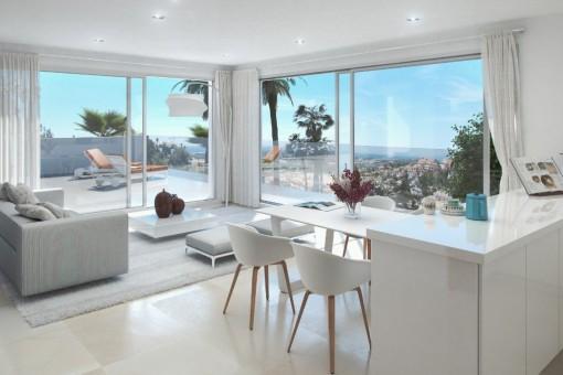 Wohnung In wohnung in andalusien kaufen wohnungen porta andalucia