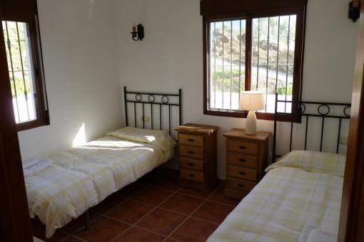 Ein weiteres Schlafzimmer