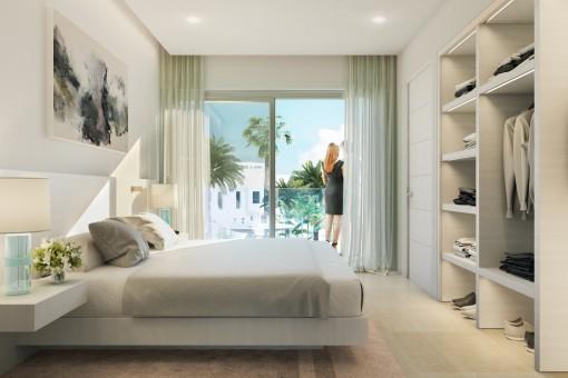 Neue Reihenhäuser nahe Einkaufszentren und Strand, Calahonda, Malaga
