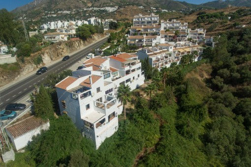 Der Wohnkomplex