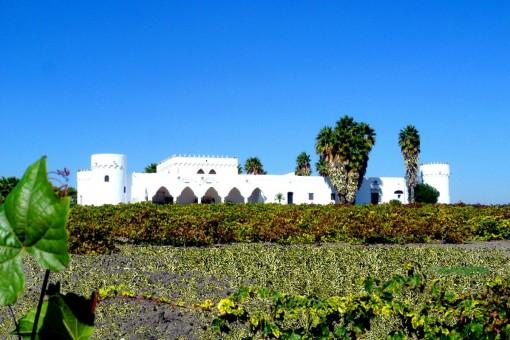 Landhaus mit historischem Weingut in El Puerto de Santa Maria, Cádiz
