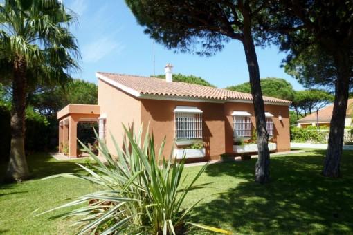 Gemütliches und strandnahes Ferienhaus in Conil de la Frontera, Cádiz
