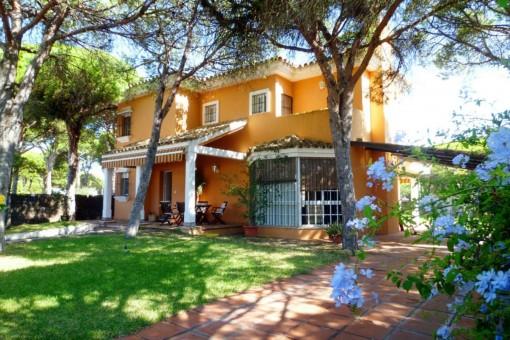 Geräumiges Haus in Strandnähe in Chiclana de la Frontera, Cádiz