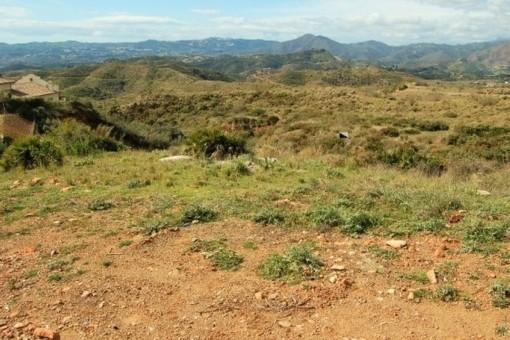 Grundstück in der Urbanisation Valtocado, Costa del Sol