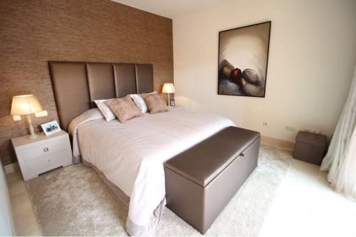 Brightly Bedroom