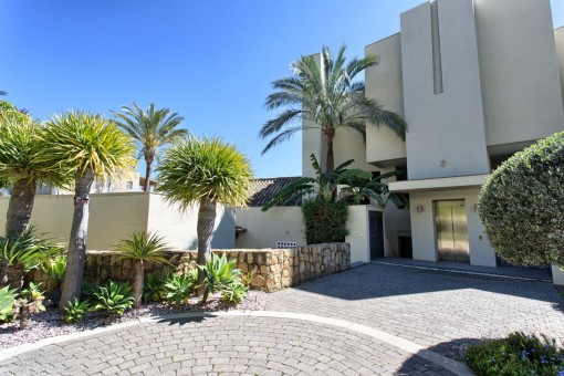 Geräumige Erdgeschoss-Luxuswohnung Golden Mile Marbella