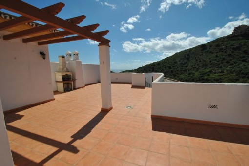 Top Angebot - Penthouse mit Meerblick in Calahonda, Mijas, Costa Del Sol
