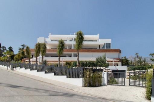 Luxuriöse und zeitlose Apartments an der Golden Mile, Marbella