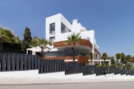 Gesicherte Wohnanlage in der exklusivsten Gegend von Marbella