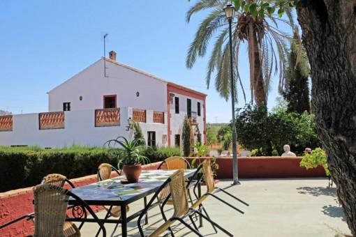 Charmantes Landhaus für Pferdeliebhaber in Carmona, Sevilla