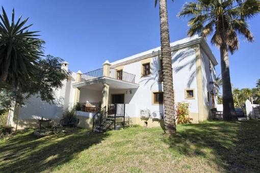 Gut präsentiertes Familienheim im Golf Resort in Estepona
