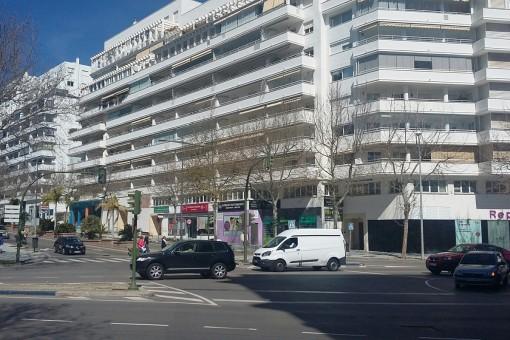 Gewerbeimmobilie in der Nähe des Stadtzentrums von Marbella