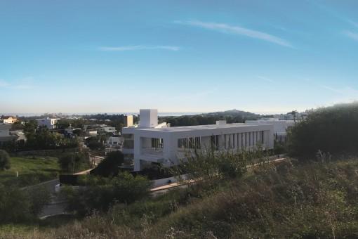 Ansicht des Projektes