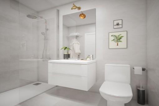 Haupt-Badezimmer