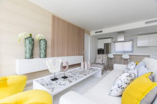Erdgeschoss-Wohnung in Strandnähe in Estepona