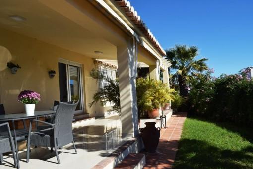 Elegante Villa in einer exklusiven Gegend von Caleta de Vélez