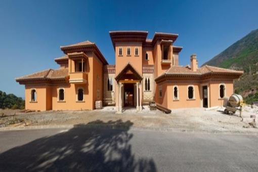 Maurische Villa zu verkaufen in Marbella, La Zagaleta